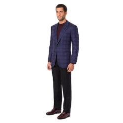 Two button jacket Colour: 5004 Size: 54