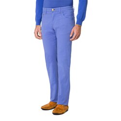Slim fit trousers B038 Size: 42