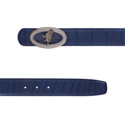 Handmade crocodile belt Colour: B045 Size: 120
