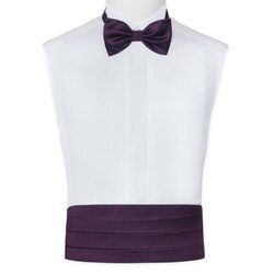 Silk tuxedo cummerbund Colour: 4007 Size: M