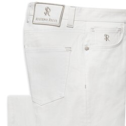 Slim fit trousers W007 Size: 42