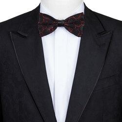 Handmade silk bow tie Colour: SW299_009 Size: One Size