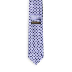 Hand printed silk tie Colour: 27052_001 Size: One Size