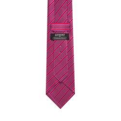 Luxury hand printed silk tie 27005_005 Size: One Size