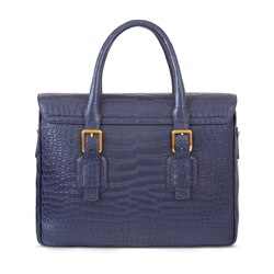 Handmade crocodile briefcase Colour: 5013 Size: One Size