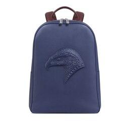 Handmade calfskin backpack BR00 Size: One Size