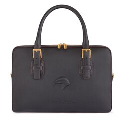 Handmade Calfskin Business Bag NR01 Size: One Size