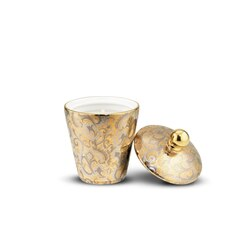 Scented candle gold and platinum Colour: 1036 Size: One Size