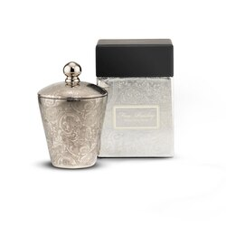 Scented candle platinum fine paisley Colour: 7036 Size: One Size