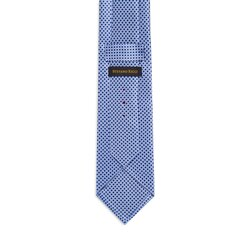 Hand printed silk tie Colour: 27054_002 Size: One Size