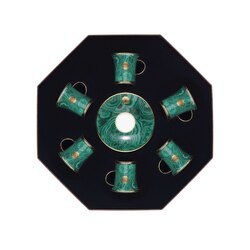 Teacups gift box royal malachite 6037 Size: One Size
