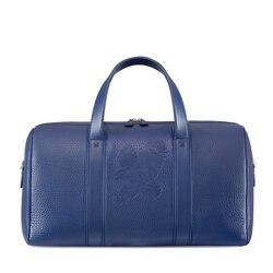 Handmade calfskin duffle bag B036 Size: One Size
