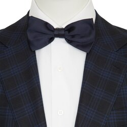Handmade silk bow tie Colour: AS0014_5011 Size: One Size