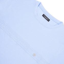 Greek crew neck T-shirt Colour: B041 Size: M