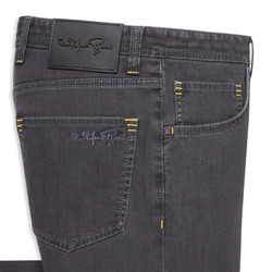 SLIM FIT JEANS Colour: 18PBK_GNU0 Size: 35