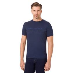 T-shirt girocollo con dettagli Swarovski Colore: B001 Taglia: M