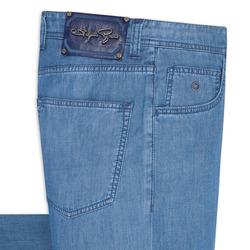 Jeans a taglio affusolato Colore: 7PBL_BUU0 Taglia: 44
