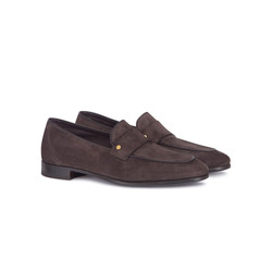 Suede Loafers Colour: M019 Size: 7