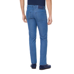 Slim Fit Tapered Jeans