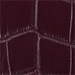 Borsa da lavoro fatta a mano in coccodrillo opaco  Colore: R015 Taglia: One Size