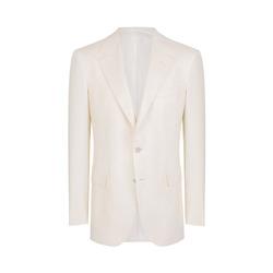 Two-Button Jacket Colour: KC001F_9001 Size: 58