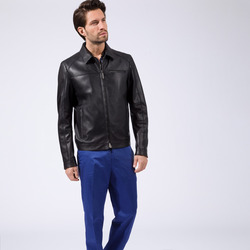 Lambskin Leather Jacket Colour: N999 Size: 50