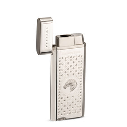 Sterling Silver Jet Flame Lighter Colour: 7001 Size: One Size