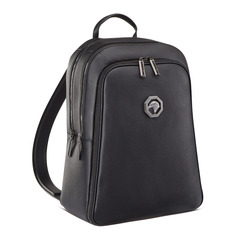 Calfskin leather backpack Colour: N999 Size: One Size