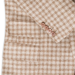 TWO BUTTON DECONSTRUCTED JACKET Colour: BI21HC_5988 Size: 50