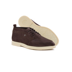 SUEDE CHUKKA BOOTS Colour: M019 Size: 7