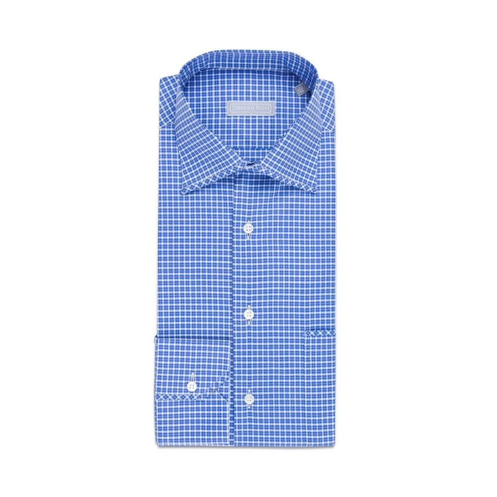 Handmade alba shirt Colour: L1836_001 Size: 42