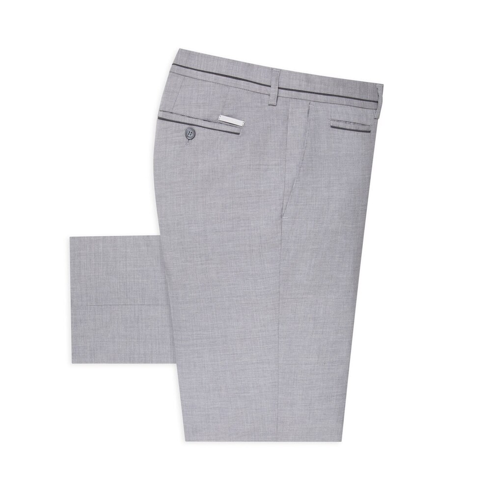 Wool casual trousers W501_017 Size: 56