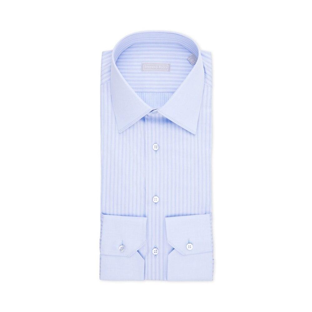 Handmade poplin shirt Colour: L1658_021 Size: 42