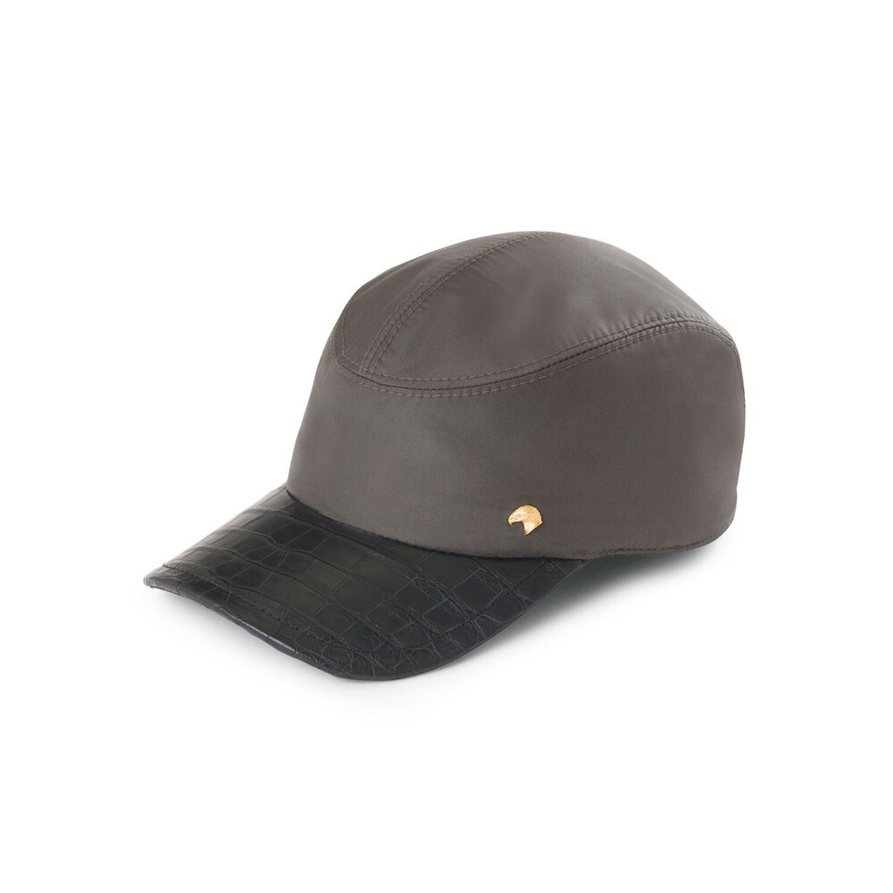 Baseball cap with crocodile visor V009 Size: XL