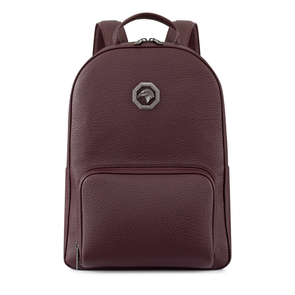 Handmade calfskin backpack Colour: R015 Size: One Size
