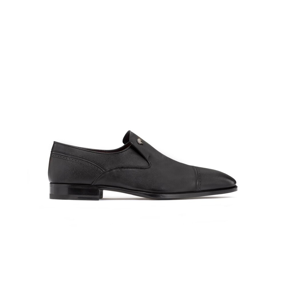 Calfskin leather dress shoe N999 Size: 8