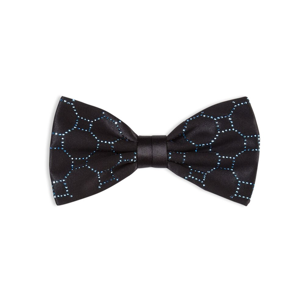 Handmade silk bow tie Colour: SW299_010 Size: One Size