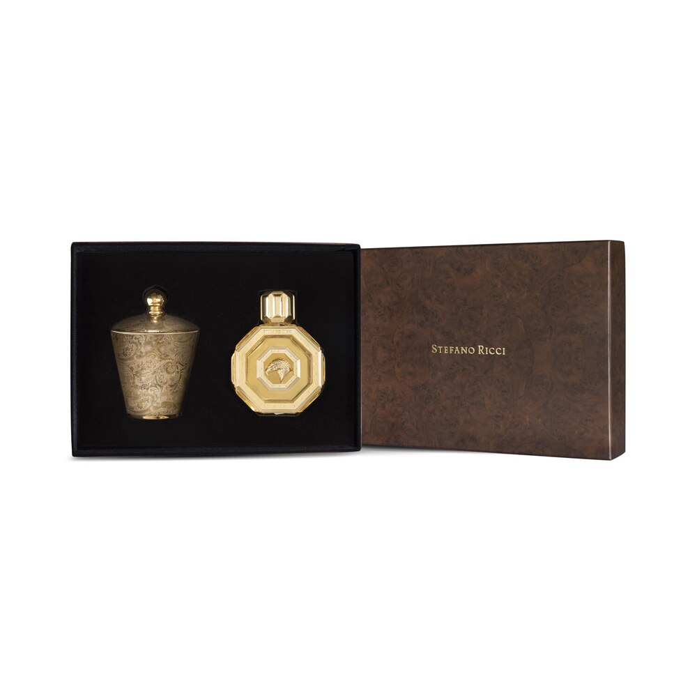Gift set 'Royal Eagle Gold' edp & scented candle Colour: 0 Size: 100 ml