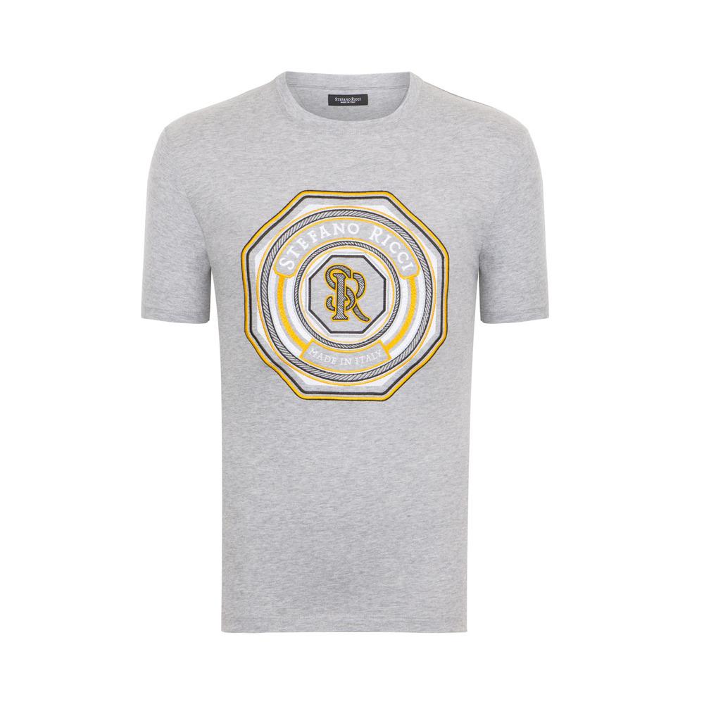 Marine crew neck T-shirt Colour: G001 Size: S