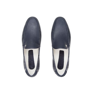 Casual deerskin and crocodile loafers Colour: B013 Size: 5