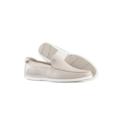 Casual deerskin and crocodile loafers Colour: M027 Size: 5½