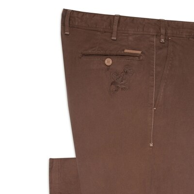 Chino casual trousers M033 Size: 48