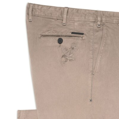 Chino casual trousers M035 Size: 56