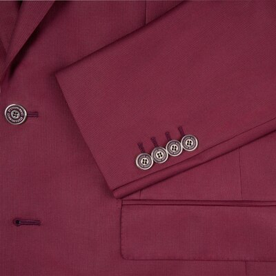 Two button jacket Colour: 3005 Size: 50