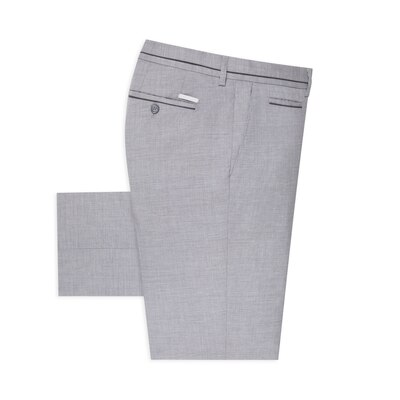 Wool casual trousers W501_017 Size: 54