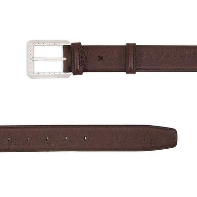Handmade calfskin leather belt Colour: M033 Size: 95