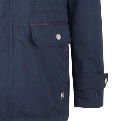 Field jacket con cappuccio Size: 58