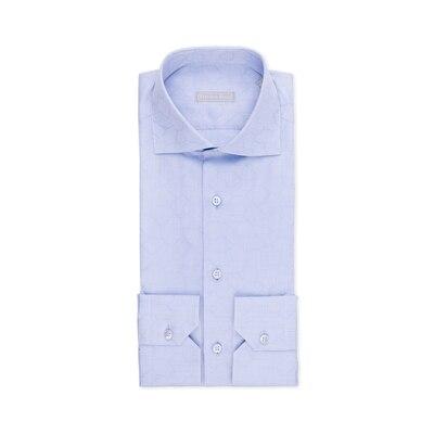 Handmade jacquard shirt Colour: R1650_002 Size: 43
