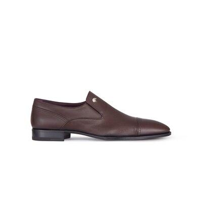 Calfskin leather dress shoe M033 Size: 11½