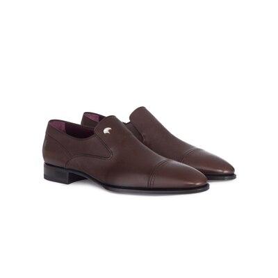 Calfskin leather dress shoe M033 Size: 9